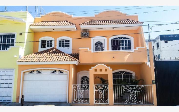 Foto de casa en venta en  809, alameda, mazatlán, sinaloa, 1711076 No. 01
