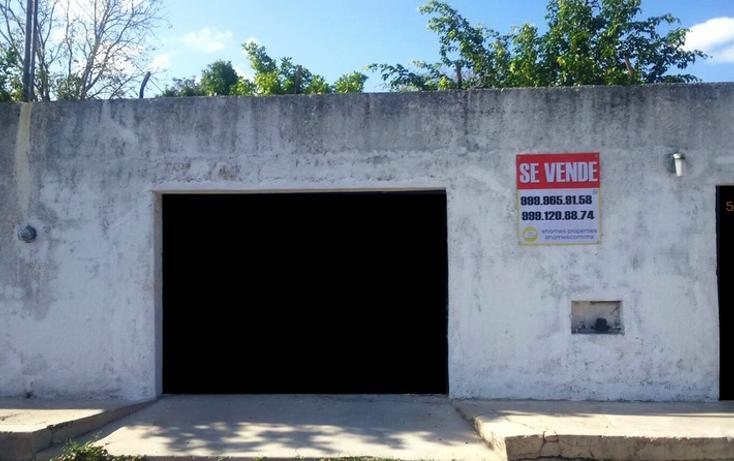 Foto de casa en venta en 81 b , obrera, mérida, yucatán, 1836282 No. 01