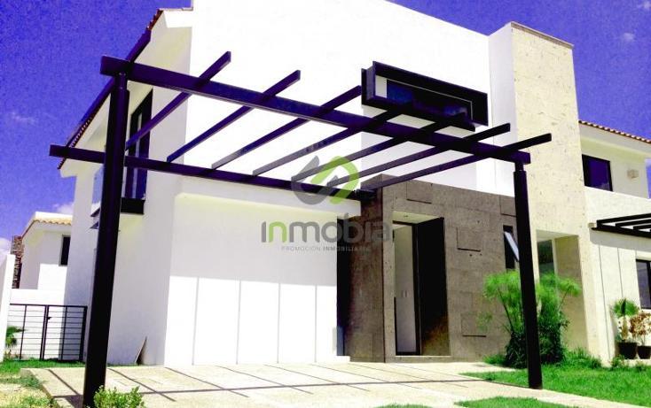 Foto de casa en venta en carruajes 81, residencial las plazas, aguascalientes, aguascalientes, 2692818 No. 01