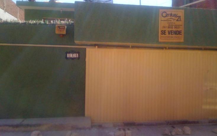 Foto de casa en venta en  810, albania baja, tuxtla gutiérrez, chiapas, 376880 No. 01
