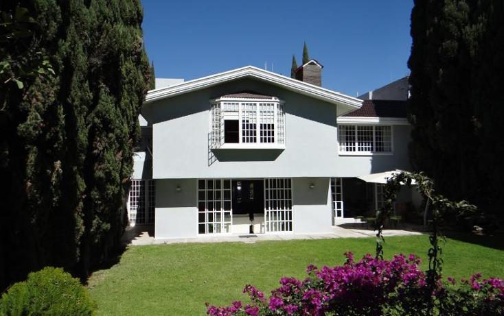Foto de casa en venta en  813, jardines de san manuel, puebla, puebla, 374872 No. 01