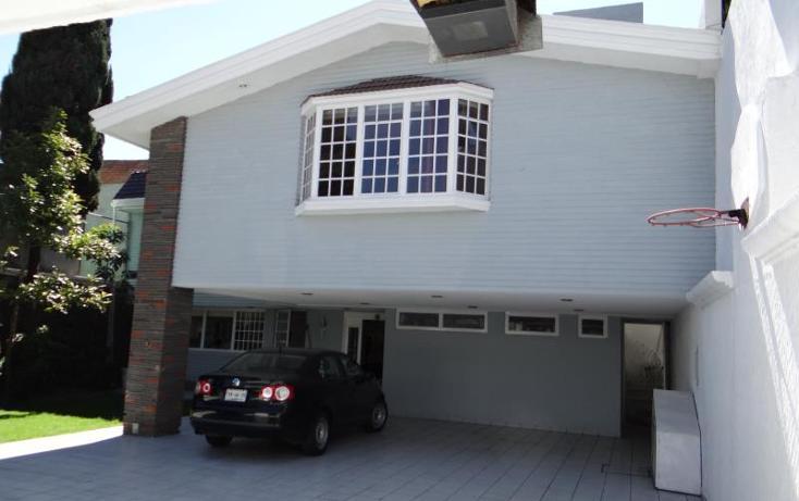 Foto de casa en venta en  813, jardines de san manuel, puebla, puebla, 374872 No. 02