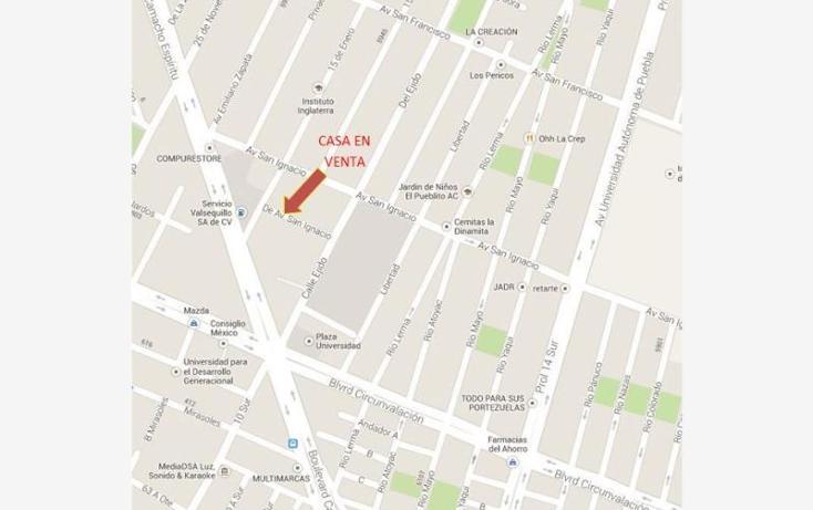 Foto de casa en venta en  813, jardines de san manuel, puebla, puebla, 374872 No. 16
