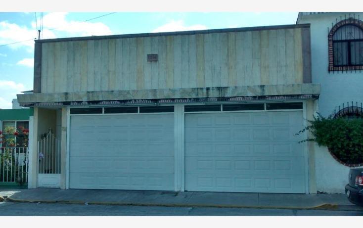 Foto de casa en venta en  817, santa elena, aguascalientes, aguascalientes, 787231 No. 01