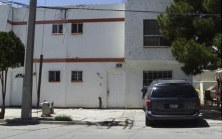Foto de casa en venta en  8212, victoria, ju?rez, chihuahua, 1611898 No. 01
