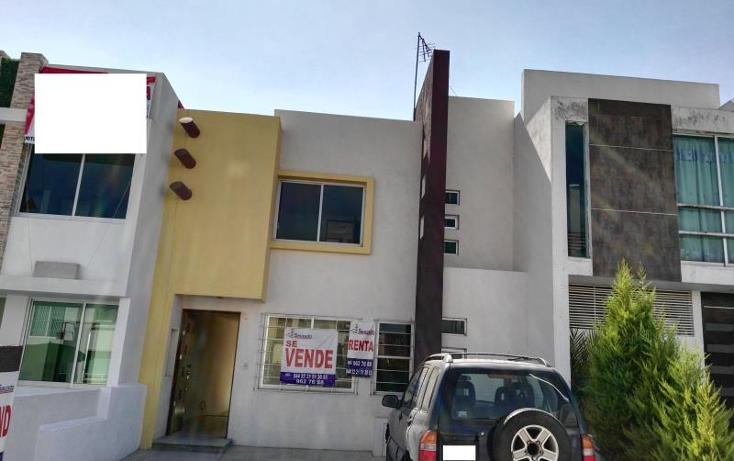 Foto de casa en venta en  83, lomas del valle, puebla, puebla, 2031216 No. 01