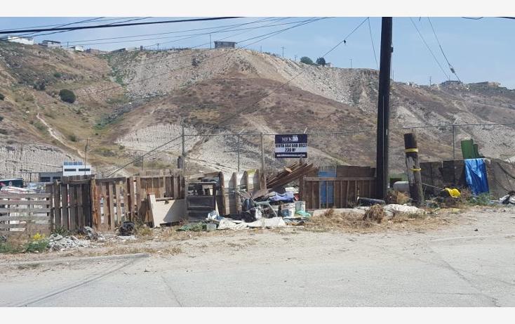 Foto de terreno habitacional en venta en  8302, camino verde (cañada verde), tijuana, baja california, 1984088 No. 01