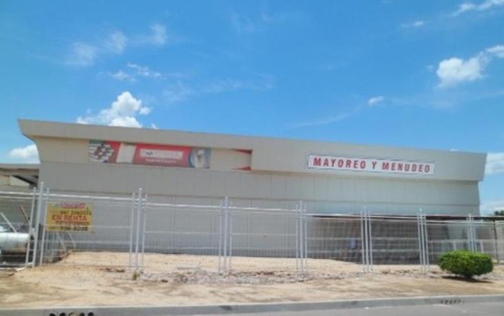 Foto de nave industrial en renta en  8333, bellavista, culiacán, sinaloa, 811737 No. 02