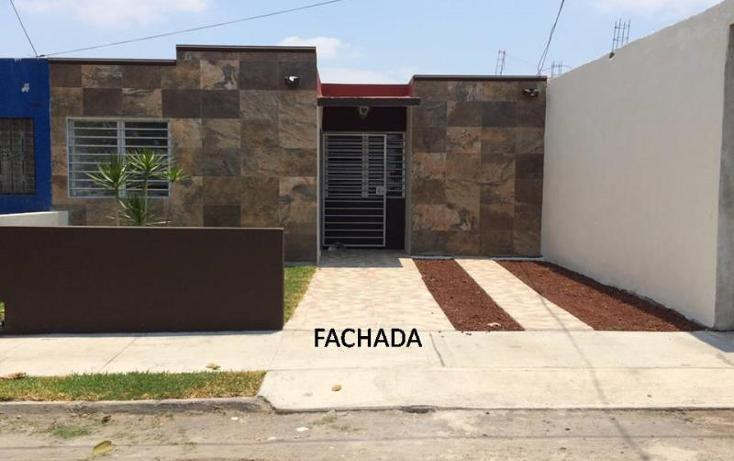 Foto de casa en venta en  835, francisco villa, colima, colima, 1985728 No. 01