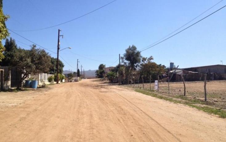 Foto de terreno habitacional en venta en  837, lomas verdes, ensenada, baja california, 811055 No. 01
