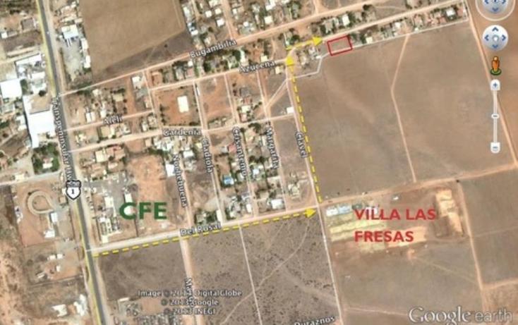 Foto de terreno habitacional en venta en  837, lomas verdes, ensenada, baja california, 811055 No. 02