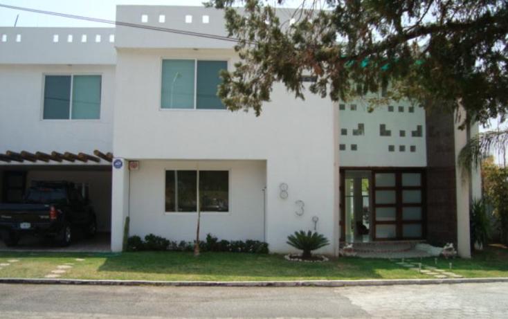 Foto de casa en renta en  839, villas de irapuato, irapuato, guanajuato, 388346 No. 01
