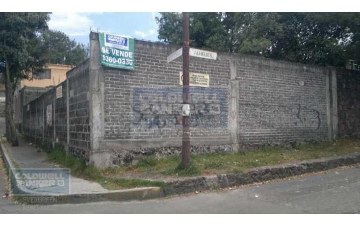Foto de terreno habitacional en venta en  84, mirador i, tlalpan, distrito federal, 1656717 No. 02