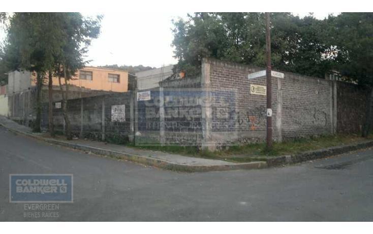 Foto de terreno habitacional en venta en  84, mirador i, tlalpan, distrito federal, 1656717 No. 03