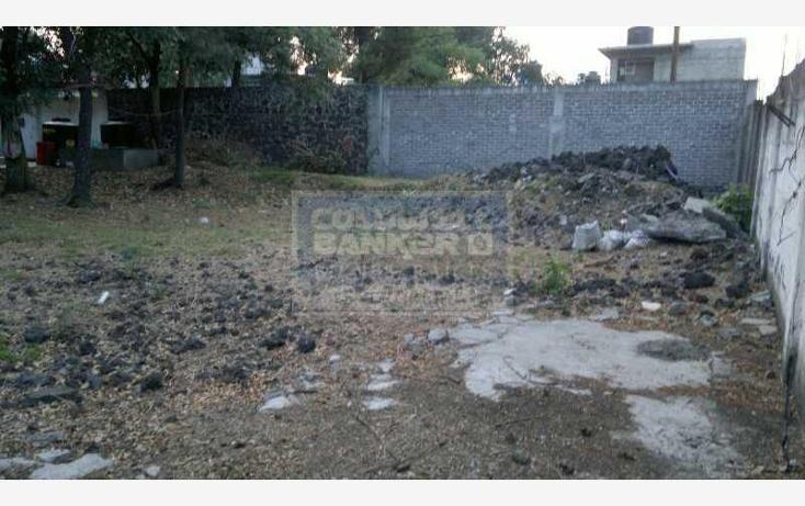 Foto de terreno habitacional en venta en  84, mirador i, tlalpan, distrito federal, 1701660 No. 01
