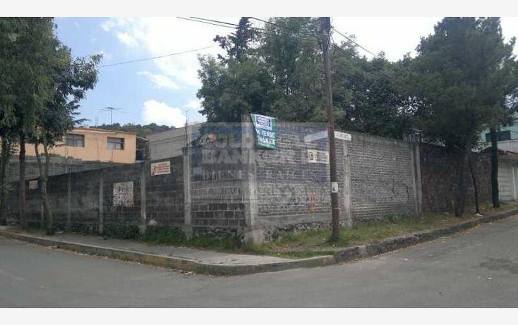 Foto de terreno habitacional en venta en  84, mirador i, tlalpan, distrito federal, 1701660 No. 02