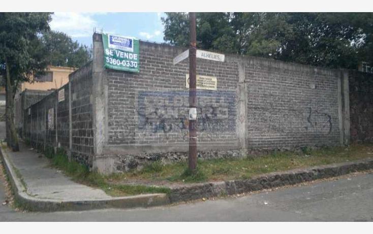 Foto de terreno habitacional en venta en  84, mirador i, tlalpan, distrito federal, 1701660 No. 03