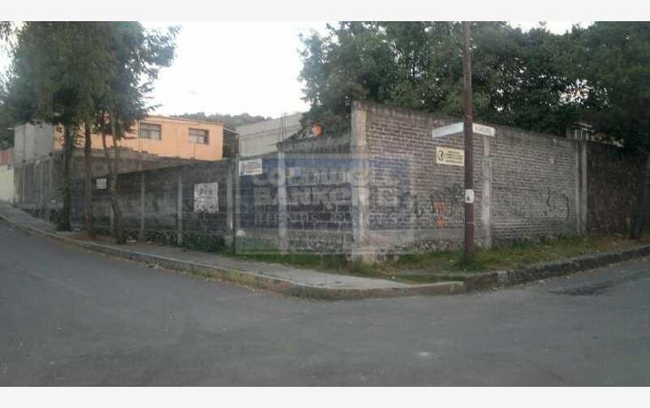 Foto de terreno habitacional en venta en  84, mirador i, tlalpan, distrito federal, 1701660 No. 04