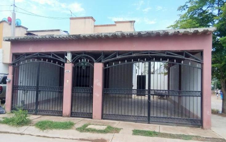 Foto de casa en venta en  8400, bugambilias, mazatlán, sinaloa, 1579138 No. 01