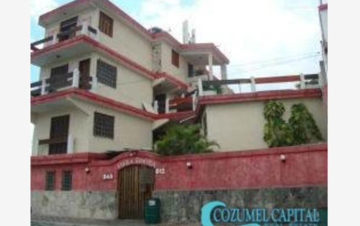 Foto de edificio en venta en  # 846, cozumel, cozumel, quintana roo, 1155391 No. 01