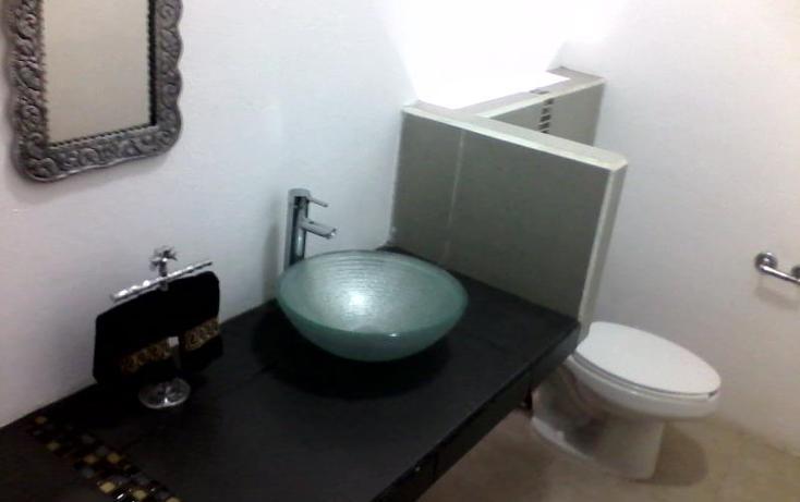Foto de casa en venta en  85, ahuatepec, cuernavaca, morelos, 755325 No. 14