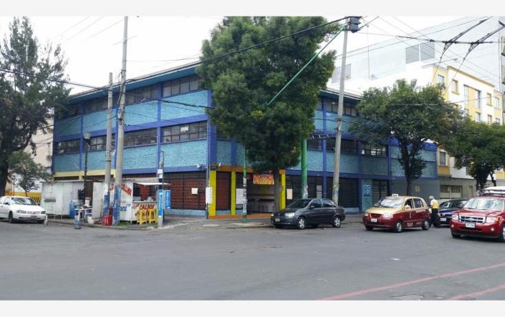 Foto de edificio en venta en  85, doctores, cuauhtémoc, distrito federal, 1231391 No. 01