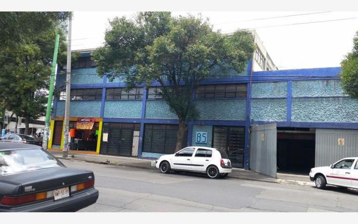 Foto de edificio en venta en  85, doctores, cuauhtémoc, distrito federal, 1231391 No. 02