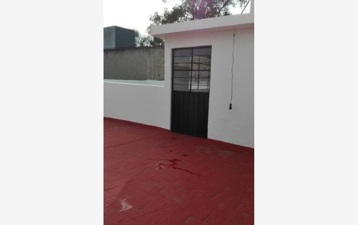 Foto de casa en venta en  86 a, gertrudis s?nchez 1a secci?n, gustavo a. madero, distrito federal, 2008798 No. 24
