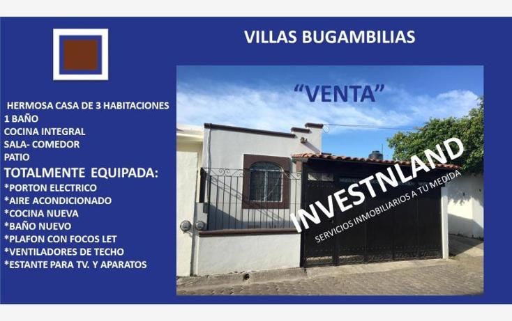Foto de casa en venta en  87, bugambilias, colima, colima, 1821518 No. 01