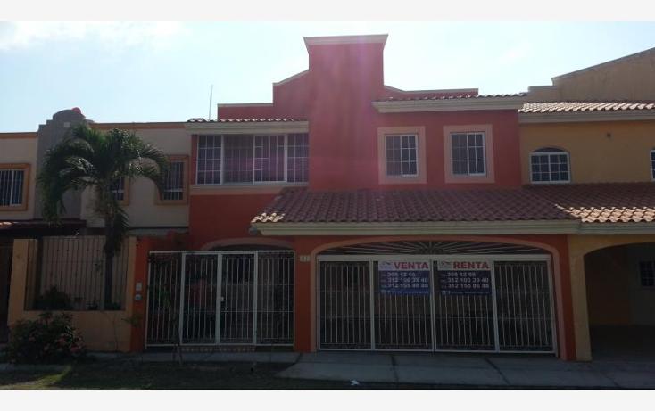 Foto de casa en venta en  87, esmeralda, colima, colima, 1563018 No. 01