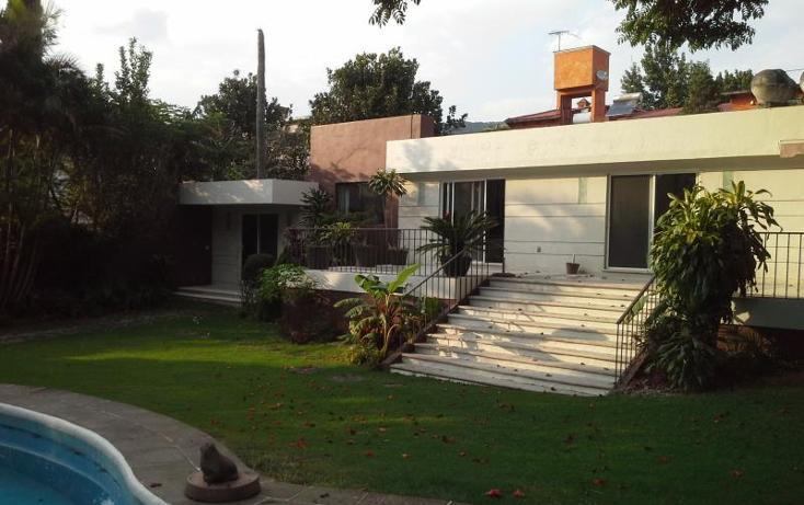 Foto de casa en venta en  87, jardines de ahuatepec, cuernavaca, morelos, 390148 No. 04