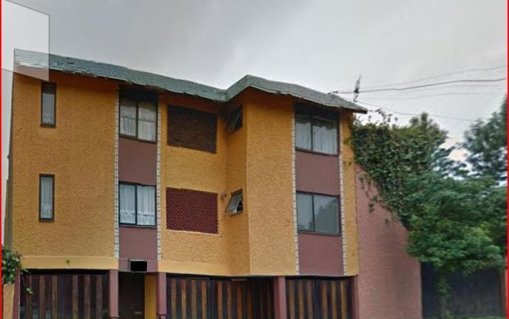 Foto de departamento en venta en  87, olivar de los padres, álvaro obregón, distrito federal, 1999596 No. 01