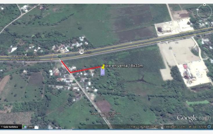 Foto de terreno habitacional en venta en  88, cunduacan centro, cunduac?n, tabasco, 1615630 No. 03