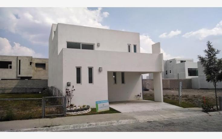 Foto de casa en venta en xicotlan 88, lomas de angelópolis ii, san andrés cholula, puebla, 2684933 No. 01