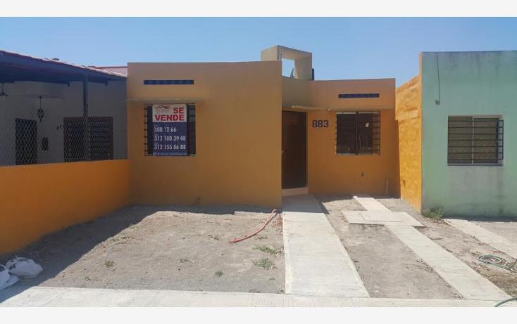 Foto de casa en venta en  883, prados del sur, colima, colima, 1795870 No. 01