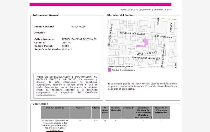 Foto de departamento en venta en  89, centro (área 2), cuauhtémoc, distrito federal, 2023478 No. 04