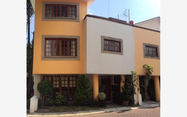 Foto de casa en venta en  893, olivar de los padres, álvaro obregón, distrito federal, 1572628 No. 14