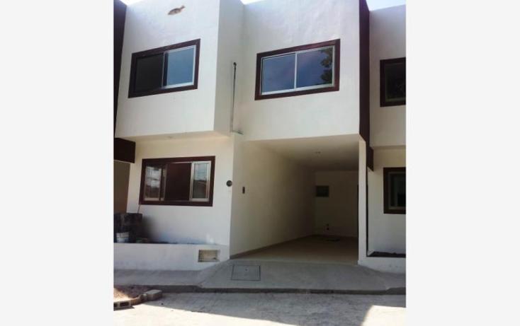 Foto de casa en venta en 8a. oriente sur nonumber, solidaridad chiapaneca, tuxtla guti?rrez, chiapas, 875425 No. 01