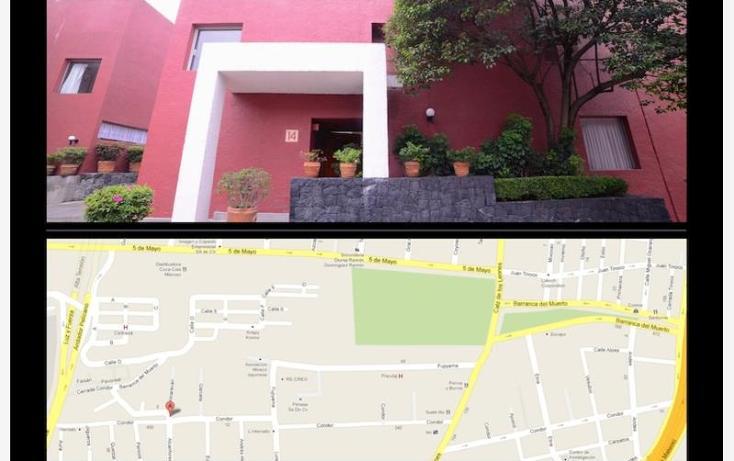 Foto de casa en venta en  9, ampliación las aguilas, álvaro obregón, distrito federal, 1547038 No. 02