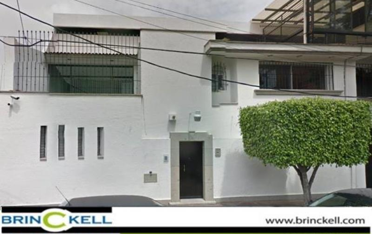 Foto de casa en venta en  9, argentina antigua, miguel hidalgo, distrito federal, 860053 No. 01