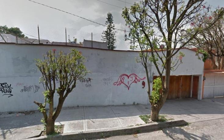 Foto de casa en venta en  9, cantera puente de piedra, tlalpan, distrito federal, 2039492 No. 02