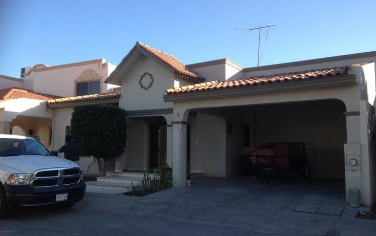 Foto de casa en renta en  9, casa grande residencial ii, hermosillo, sonora, 1609012 No. 01