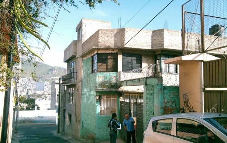 Foto de terreno habitacional en venta en  9, del carmen, gustavo a. madero, distrito federal, 378555 No. 01