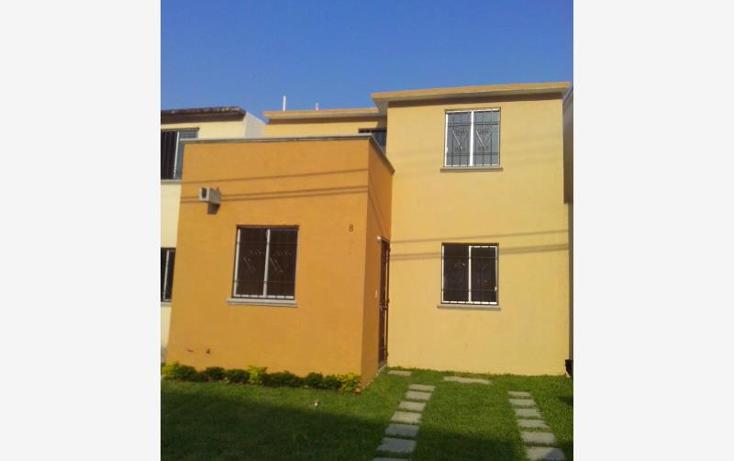 Foto de casa en venta en  9, el capiri, emiliano zapata, morelos, 893277 No. 01