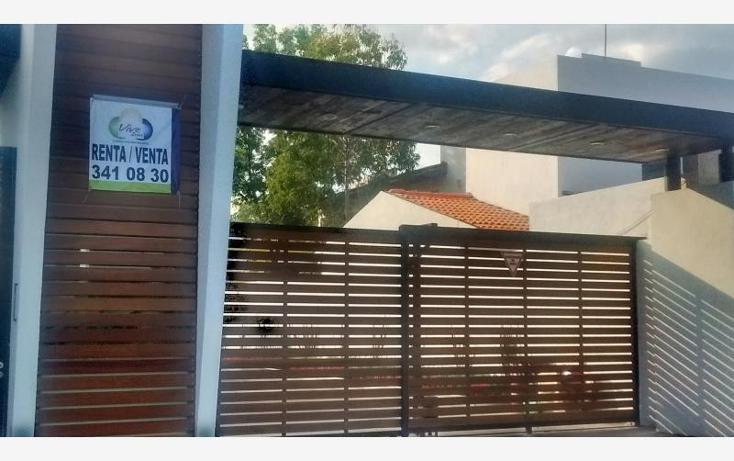 Foto de departamento en renta en  9, el pueblito centro, corregidora, querétaro, 1902072 No. 01