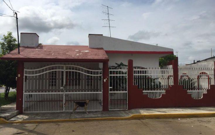 Foto de casa en venta en 9, gustavo de la fuente dorantes, comalcalco, tabasco, 1425053 no 01