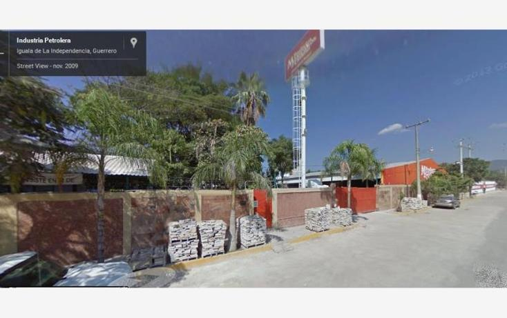 Foto de terreno industrial en venta en  9, industrial, acapulco de juárez, guerrero, 1464877 No. 06