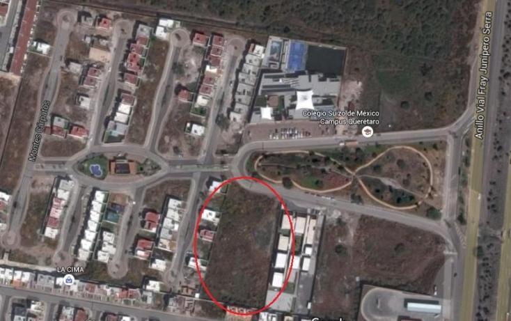 Foto de terreno comercial en venta en  9, la cima, querétaro, querétaro, 1335883 No. 03
