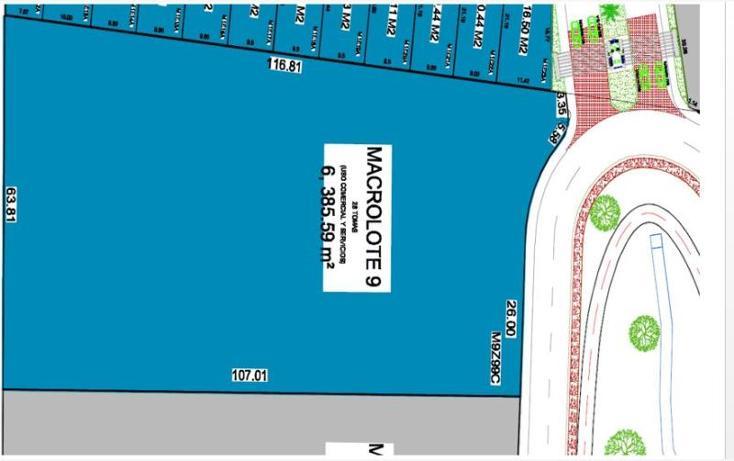 Foto de terreno comercial en venta en  9, la cima, querétaro, querétaro, 1335883 No. 11