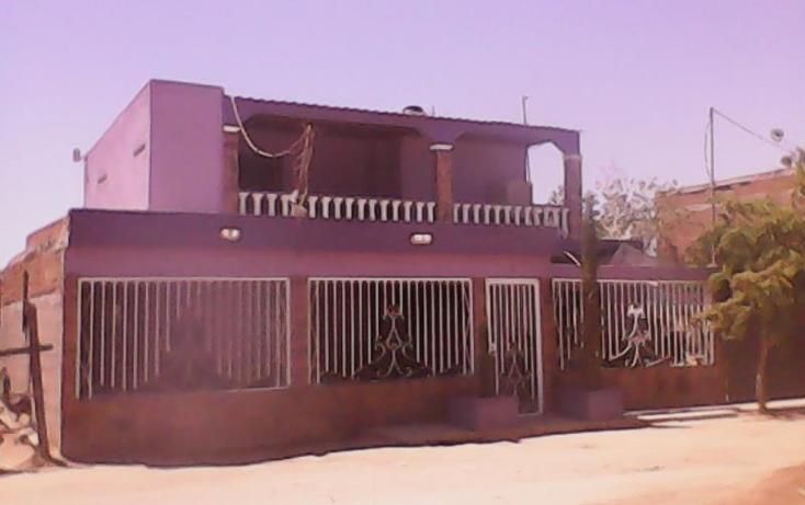 Foto de casa en venta en  9, la lengueta, hermosillo, sonora, 1178787 No. 01